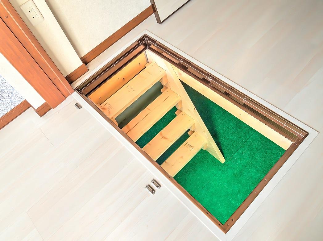 床下収納入口(1階のみ)