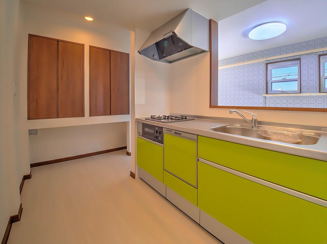 システム・キッチン(食洗器付き)